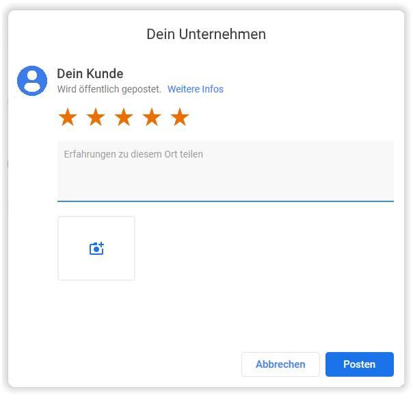 Google Belohnung